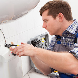 Installing a tank-less hot water heater